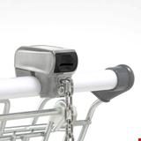 Market Arabası Kilit Sistemi, 1 TL Para Kilidi