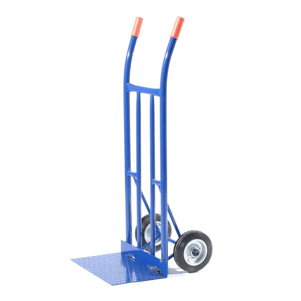 Koli Taşıma El Arabası Küçük Boy T3, 200 kg. Mavi