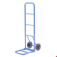 Katlanır El Arabası Mini Boy 50 Kg. Mavi