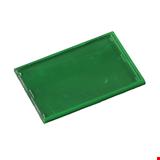 Eurobox Fiyat Kaseti Düz 12x8 cm Yeşil