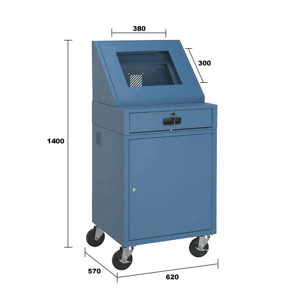Endüstriyel Bilgisayar Kabini CK-02