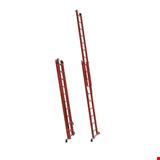 İki Parçalı Çok Amaçlı Fiberglas Merdiven 2x8 Basamaklı