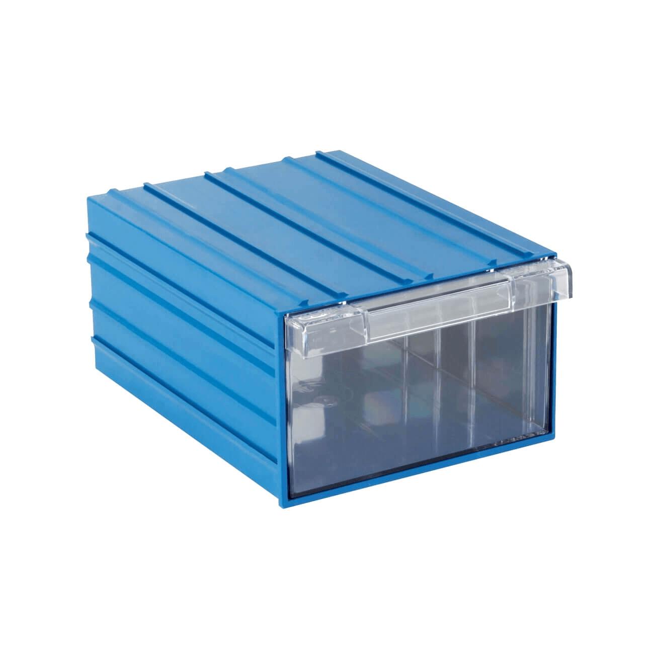 Çekmeceli Kutu J Serisi 11x23x17,3 cm Mavi