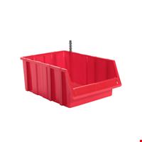 Plastik Avadanlık Tip 2 20x50,3x34 cm Kırmızı