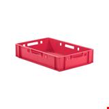 Plastik Et Kasası 12,5x40x60 cm Kırmızı