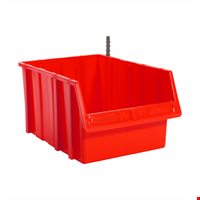 Plastik Avadanlık Tip 2 25x50,3x34 cm Kırmızı