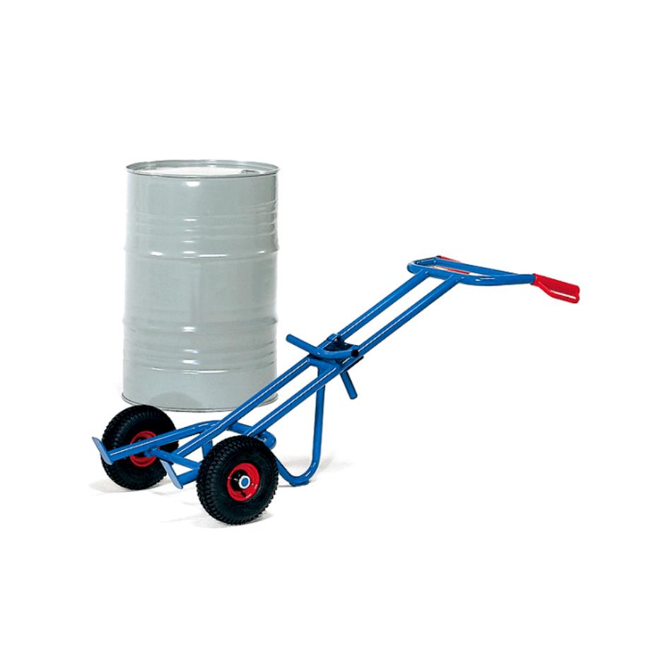Varil Taşıma Arabası T1 160x68 cm Mavi