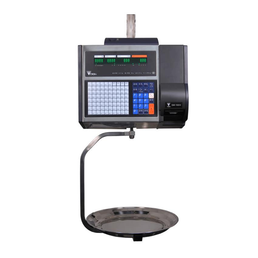 Digi SM-100 H 15 Kg Elektronik Barkodlu Askılı Terazi