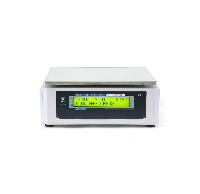 Digi SM-500 MK - 4 EB 15 Kg Elektronik Barkodlu Terazi